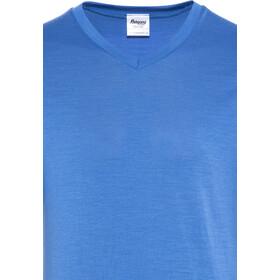Bergans Bloom Wool Tee Herren athens blue